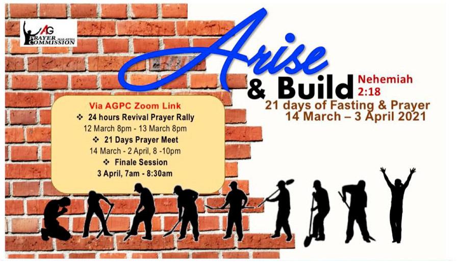 Arise & Build